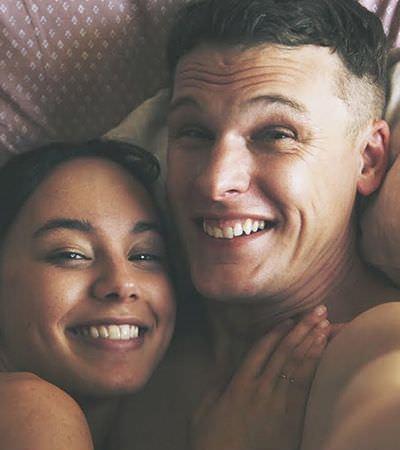 A imagem de um relacionamento perfeito nas mídias sociais que esconde uma verdade terrível