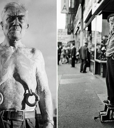 As fotos captadas por Kubrick na década de 40 em NY mostram seu enorme talento quando ainda tinha apenas 17 anos