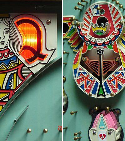 Mais do que máquinas, as 'slot machines' japonesas são pura arte vintage