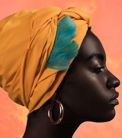 As mulheres africanas e suas cores nas lentes do fotógrafo nigeriano Willyverse