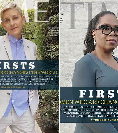 TIME lança série de capas com mulheres que estão mudando o mundo – e todas foram fotografadas com apenas um iPhone