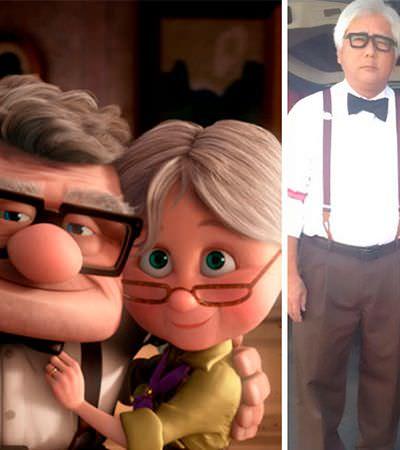 Este casal de aposentados faz os melhores cosplays do universo