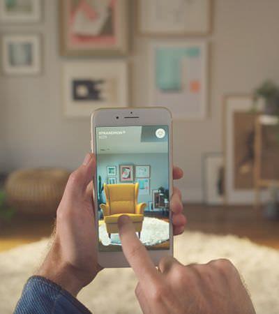 Aplicativo da IKEA permite que você visualize móveis em sua casa antes de comprá-los