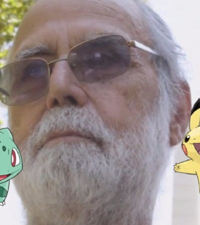 Mestre Pokémon: Vovô espanhol de 74 anos tem 50 mil pokémons capturados