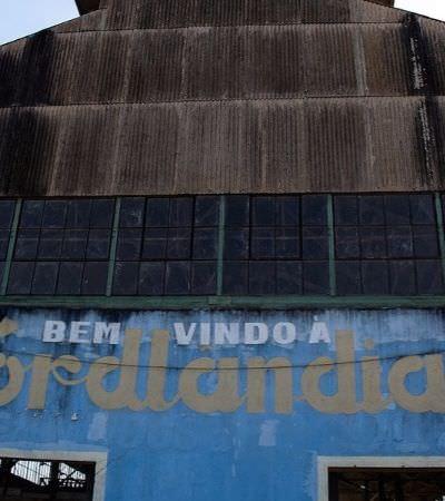 O que aconteceu com a cidade norte-americana construída na década de 1920 na Amazônia