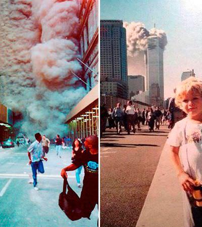 14 fotografias impactantes do 11/09 que você provavelmente nunca tinha visto até hoje