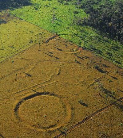 Cientistas desvendam o segredo dos geoglifos gigantes da Amazônia