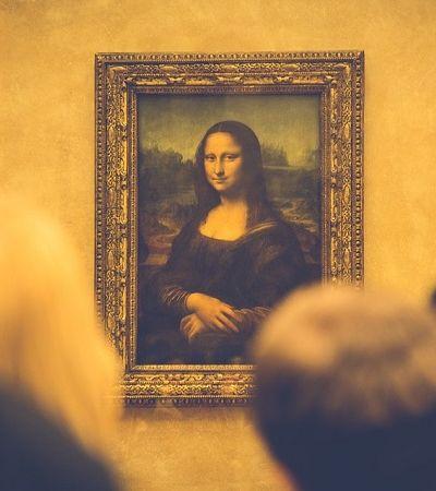 Suposto rascunho de Mona Lisa nua feito por Da Vinci é descoberto por curador