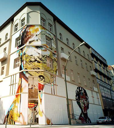 Berlim agora é a casa do maior museu de arte de rua do planeta