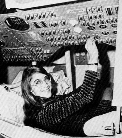 A história de Margaret Hamilton, a incrível mulher que foi pioneira na tecnologia e ajudou a NASA a aterrissar na Lua