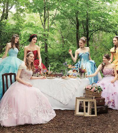 Lindos vestidos de casamento inspirados nos looks das princesas da Disney
