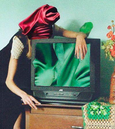 As divertidas e surreais colagens da artista alemã Anna Bu Kliewer