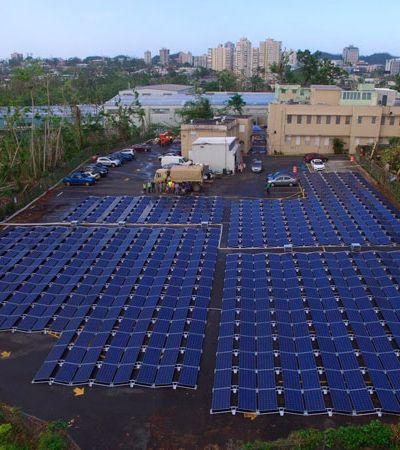 Hospital infantil em Porto Rico é o primeiro a receber energia fornecida pela Tesla