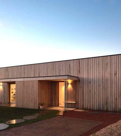 Casa sustentável tem conta de luz de R$ 7,50 por ano