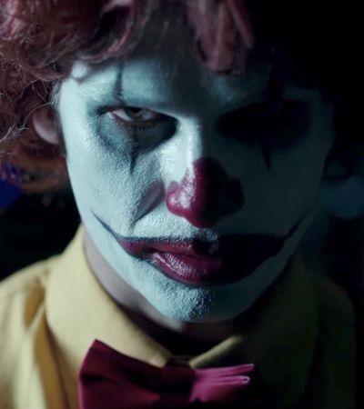Quem for ao Burger King vestido de palhaço no Halloween ganha lanche de graça