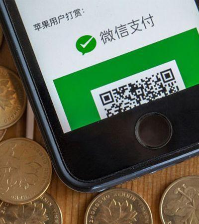 Cashless society: Pagamento com dinheiro já é coisa do passado na China