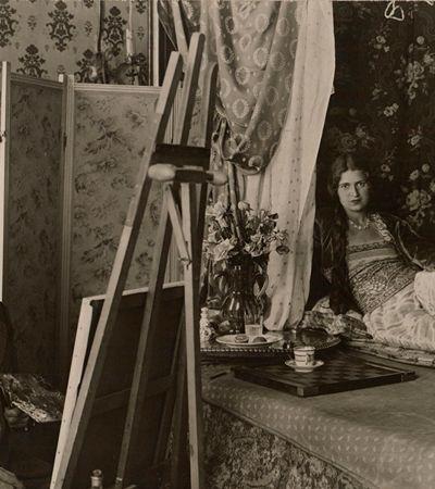 veja grande artistas boêmios em seus inspiradores ateliês