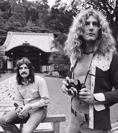 25 fotos de Led Zeppelin, Stones, Bowie, Queen e outros flagrados como turistas no Japão