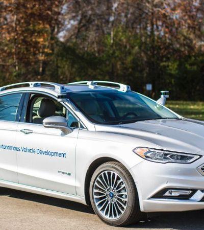 Como a Ford está se preparando para revolucionar os carros autônomos