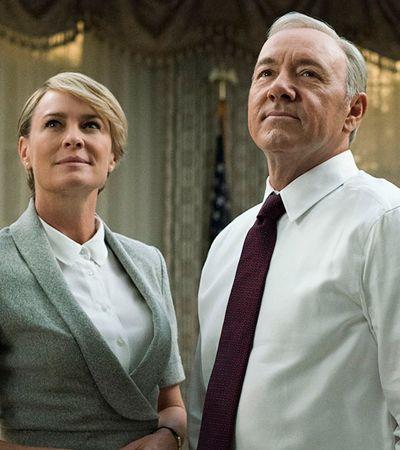 Netflix anuncia que a próxima temporada de House of Cards será a última