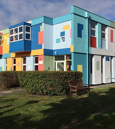 Hospital usa arte e decoração para ajudar pacientes com problemas de saúde mental