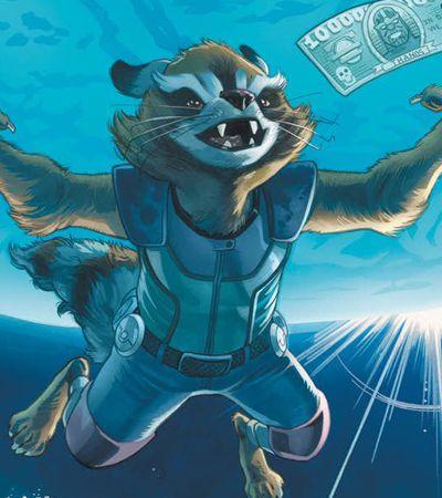 'Nevermind' ou 'Guardiões da Galáxia'? Clássicos do rock ganham versões Marvel