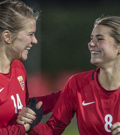 Homens doarão parte dos salários para que mulheres recebam mesmo valor na seleção de futebol da Noruega