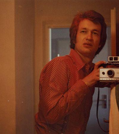 As inspiradoras polaroids perdidas de Wim Wenders