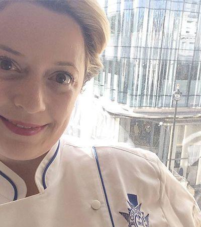 Eliminada do Masterchef revela estar cursando gastronomia em Londres e manda indireta para jurados