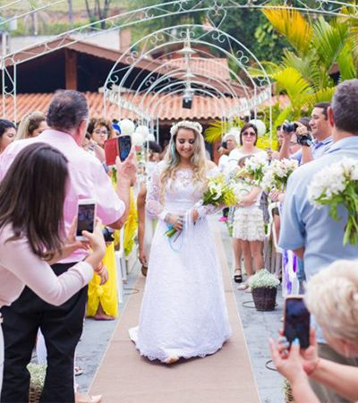 Evangélico fotografa casamento umbandista e prova que a tolerância é o melhor caminho