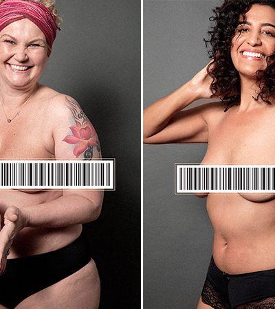 Projeto transforma boletos de doações para tratamento de câncer em ensaio fotográfico
