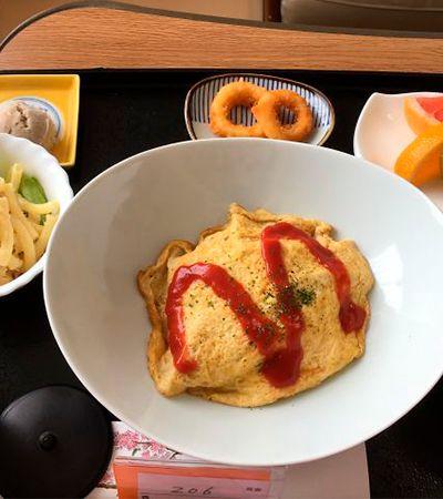 Ela deu à luz no Japão e não acreditou na comida de hospital servida por lá