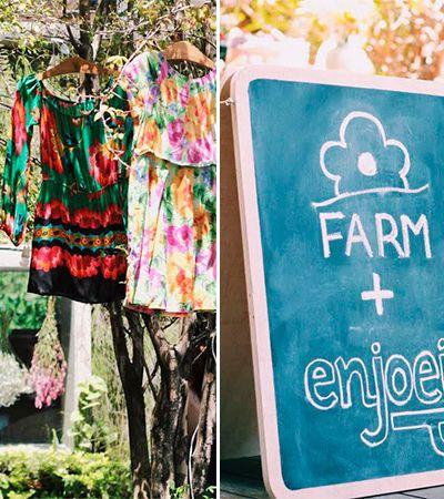 Farm e Enjoei se unem para 'reciclar' roupas e derrubar preços em peças novas