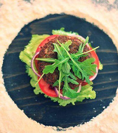 Contra desperdício e desmatamento, startup alemã cria hambúrguer de larvas