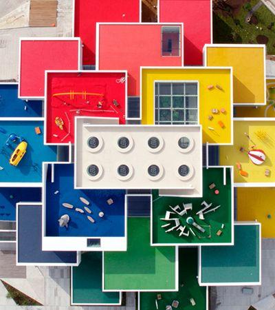 A recém inaugurada LEGO House é o paraíso de crianças (e adultos)