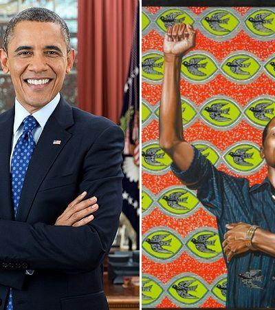 Pela 1ª vez, retrato de um presidente americano será feito por um artista negro