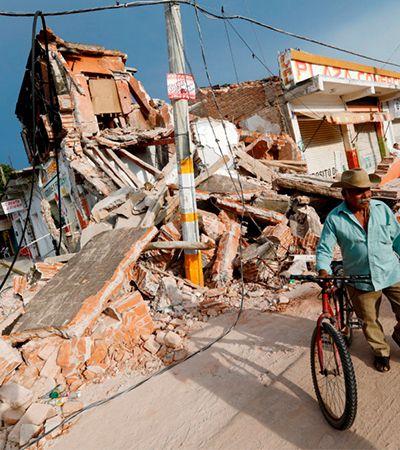 Brasileira transforma polêmica de Trump em ajuda a vítimas do terremoto no México