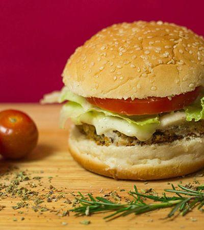 RJ ganha delivery vegano com hambúrguer vendido a R$ 10