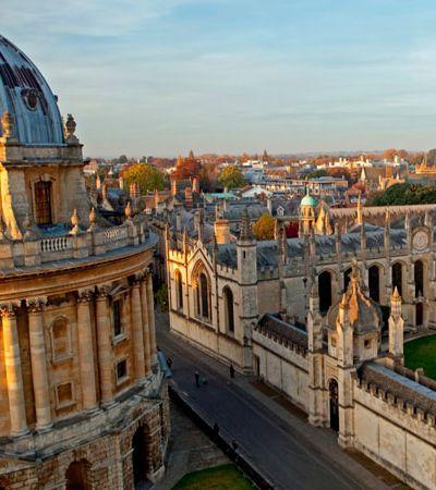 Universidade de Oxford abre vagas de mestrado e doutorado com bolsas de R$ 60 mil por ano