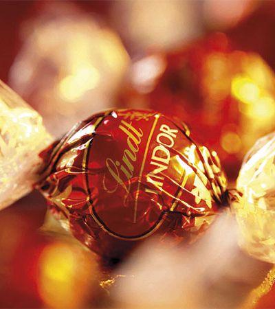 Lindt dá descontos de até 50% em seus chocolates nesta Black Friday