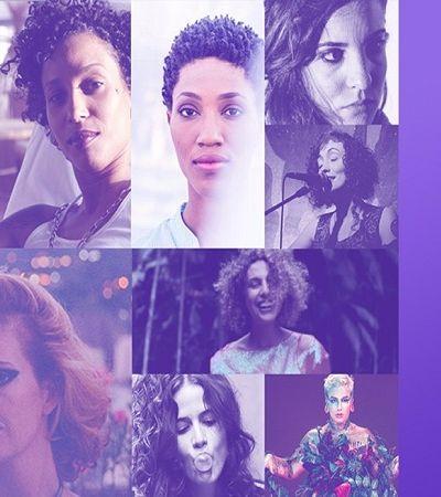 SÊLA anuncia site dedicado à mulher na música