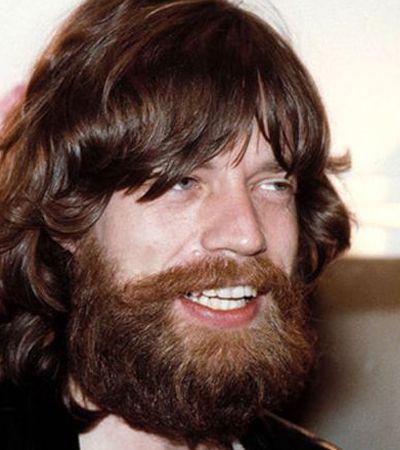 Do fundo do baú: 10 fotos raras que compravam que Mick Jagger já foi (muito) barbudo