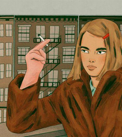 Esta ilustradora conseguiu traduzir os filmes de Wes Anderson para o papel como ninguém