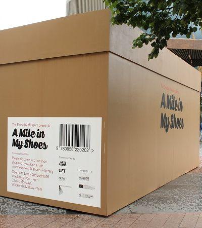 Museu da Empatia chega ao Brasil para ensinar a se colocar no lugar do outro