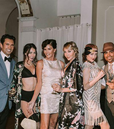 Este clube de Hollywood dá festas inspiradas no filme 'De Olhos Bem Fechados'