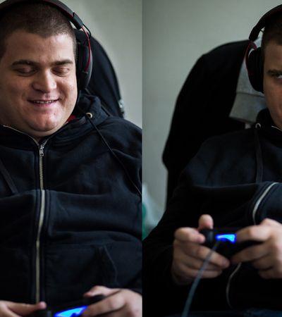 Conheça Sven, o 'Guerreiro Cego' que joga Street Fighter profissionalmente guiado pelos sons dos golpes
