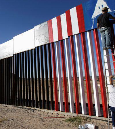 Esta empresa está comprando terrenos entre EUA e México para barrar muro de Trump