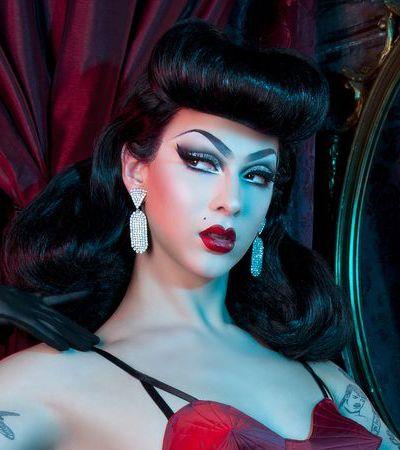 Vencedora do 'RuPaul's Drag Race' é a grande estrela de campanha de lingerie