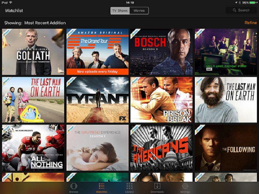 Amazon Film Streamen