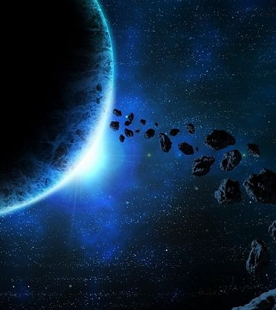 Asteroide de 5 mil metros irá passar pertinho da Terra antes do Natal
